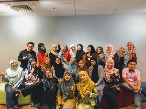 students workshop english