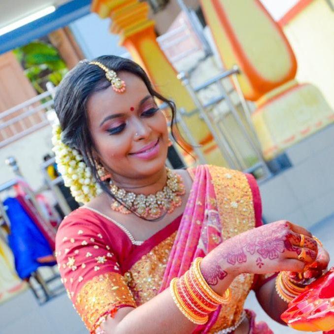 Usha Ramakrishnan